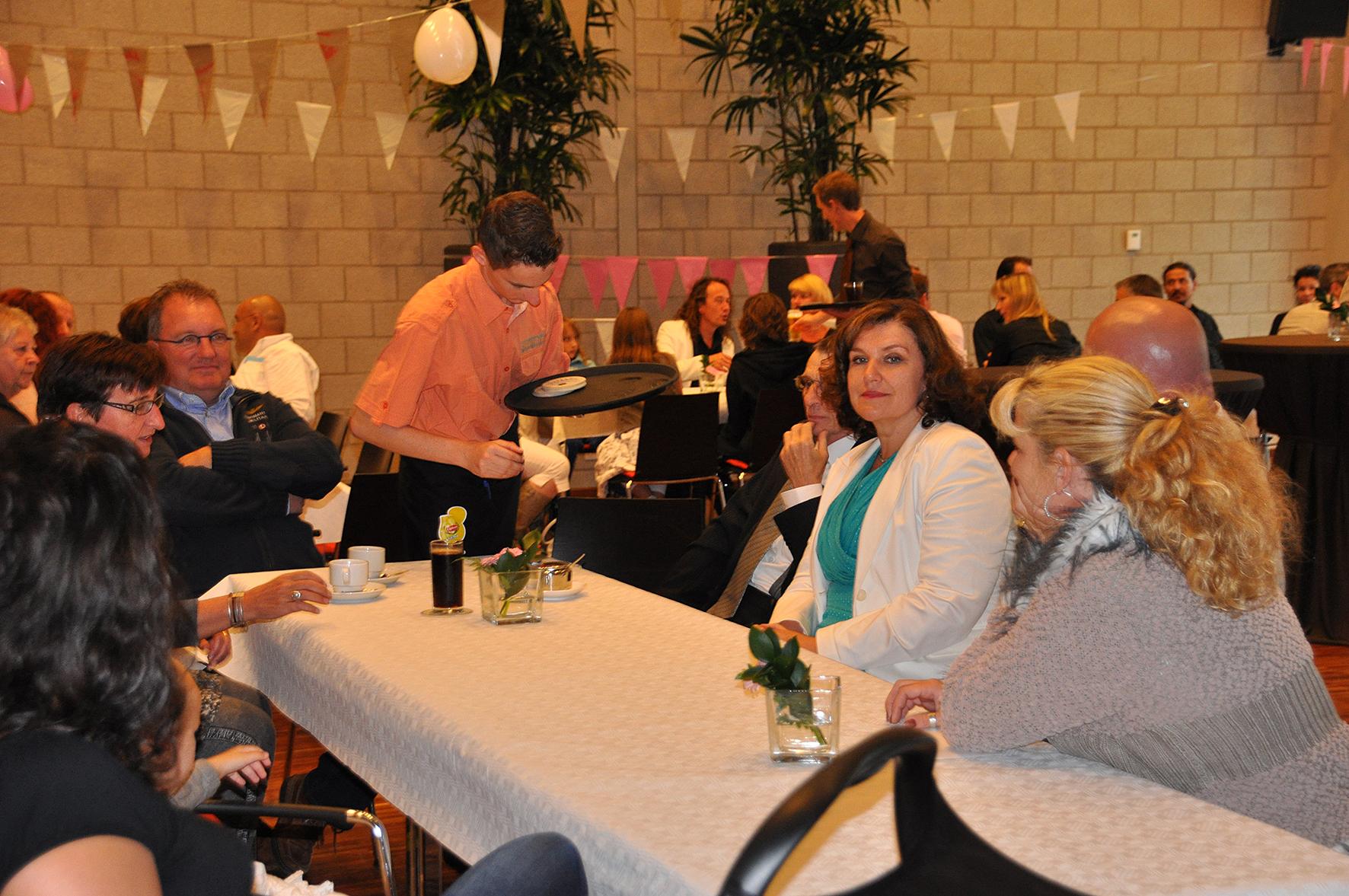 Trouwfeest in Partycentrum Haestinge